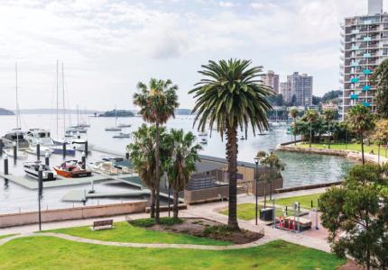 Elizabeth bay marinas new cafe tender announced