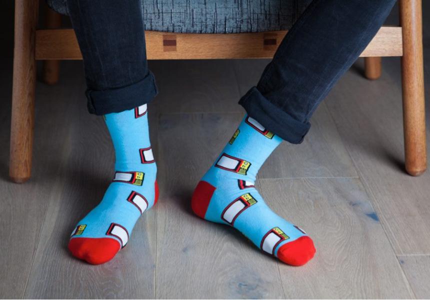 Sock it Up