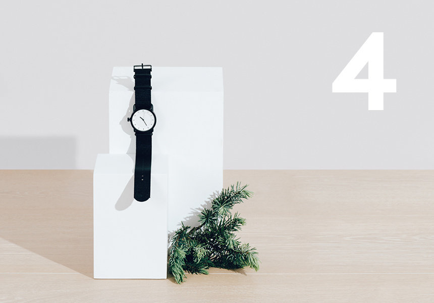 Sustainable Watch from TID