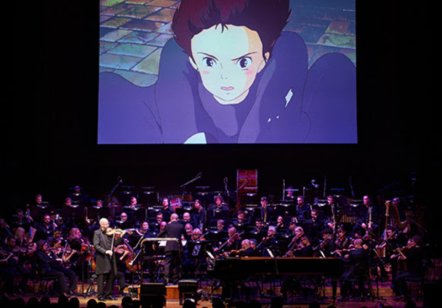 MSO scoring Studio Ghibli films at Hamer Hall in 2018