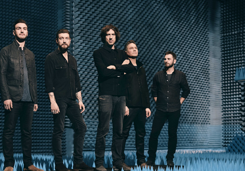 Snow Patrol will perform at the Air + Style Festival