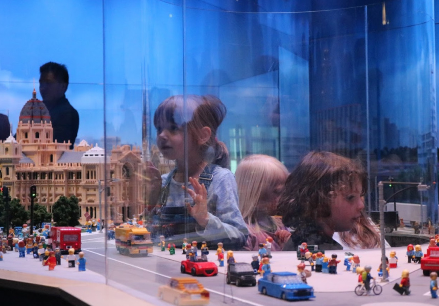 Only 'Supervising' Adults Allowed In Melbourne's Legoland Discovery Centre