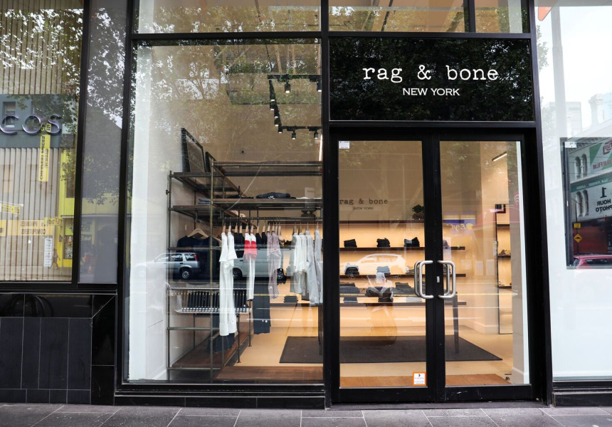 Acne Clothing Store Melbourne