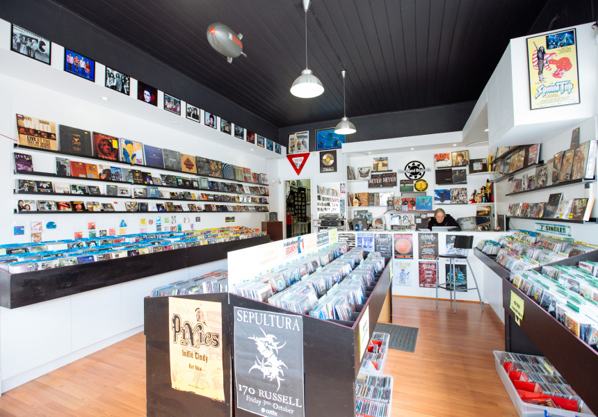 Heartland Records, North Melbourne