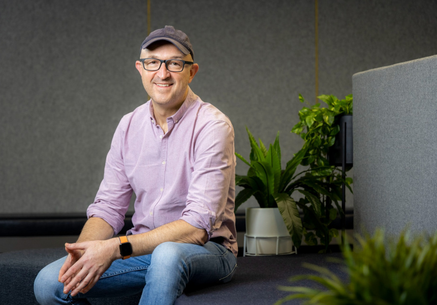 Averee CEO and managing director Brent Dankesreither