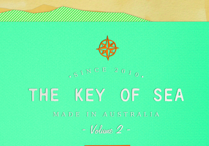 The Key of Sea Volume 2