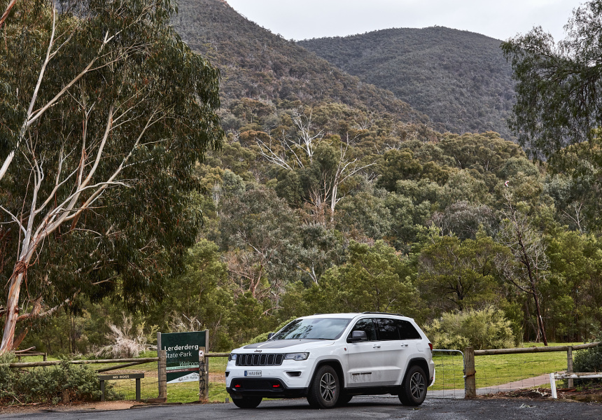 Melbourne to Lerderderg State Park
