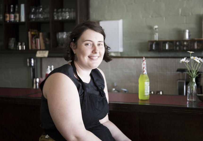 Owner Hannah Crosbie