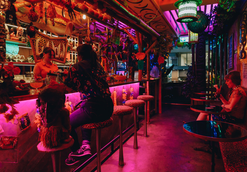 Melbourne's Best (and Silliest) Tiki Bar, the LuWow, Is Back in a New CBD Spot