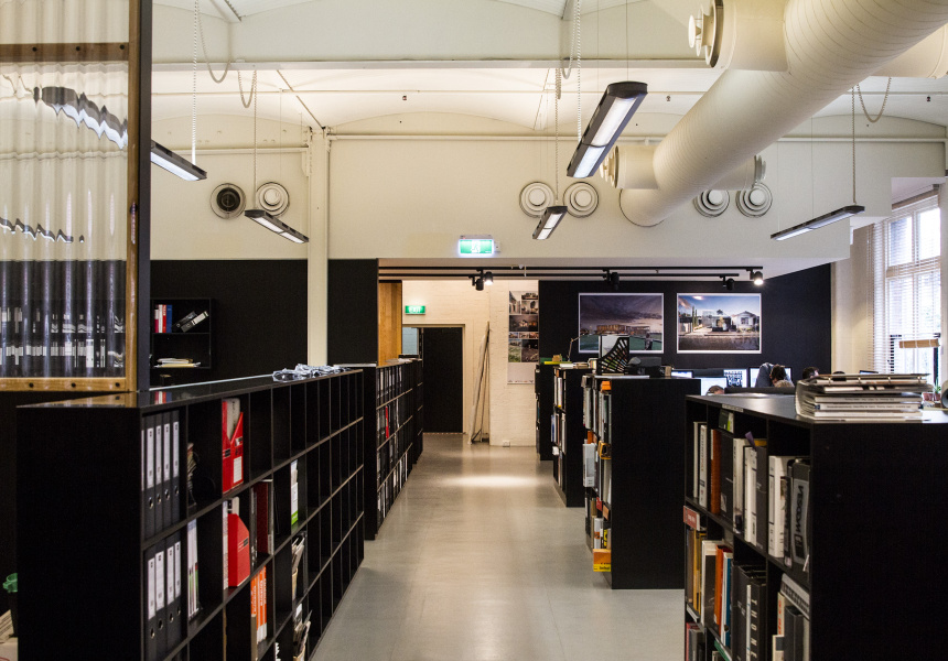 Inside JCB Architects