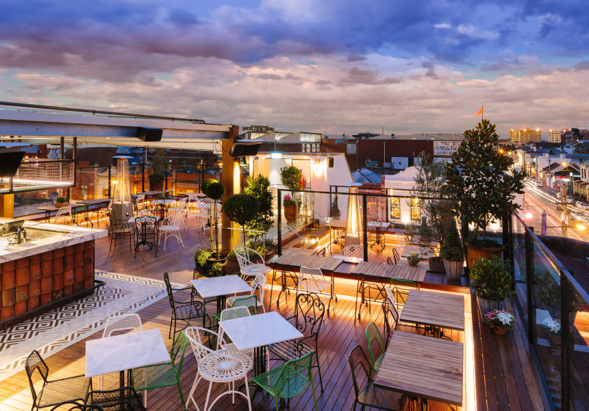 The Provincial Hotel Opens Its Rooftop Bar Tonight