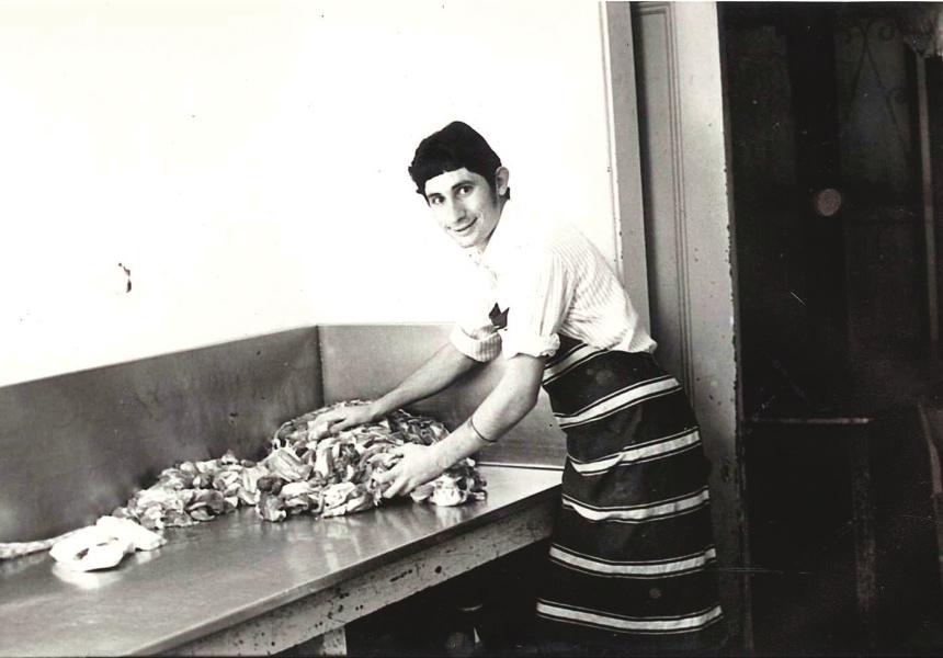 Vince Garreffa (1966).