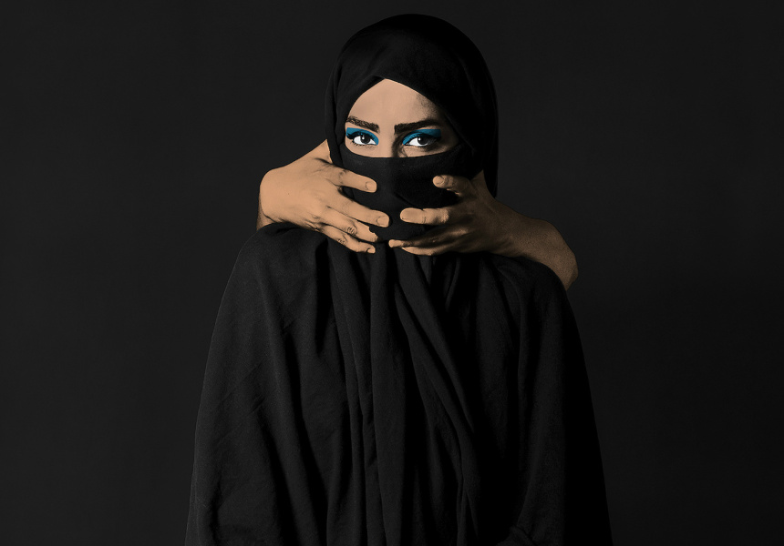 Under Western Eyes, Hoda Afshar