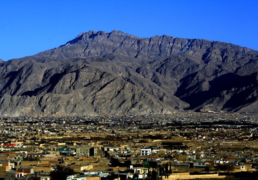 Outskirts of Pakistan