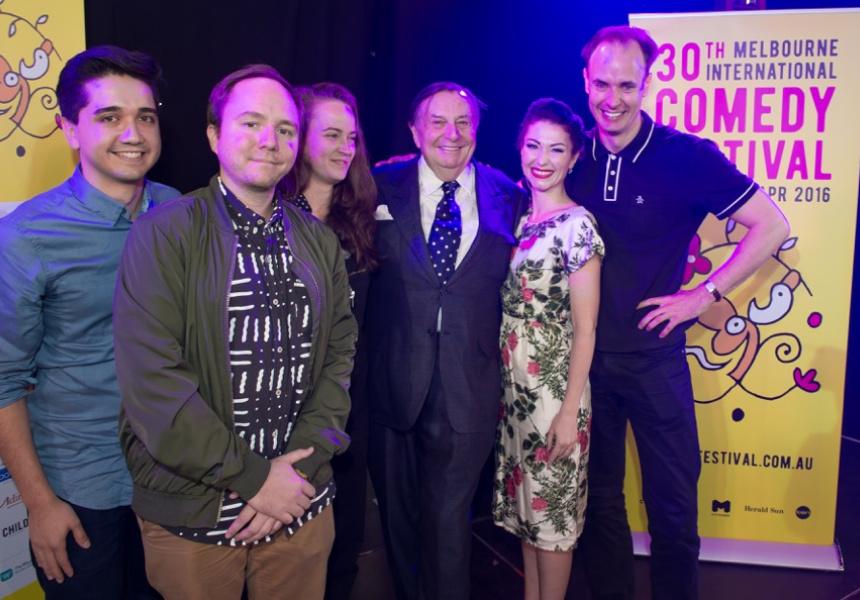 Golden Gibbo Award nominees