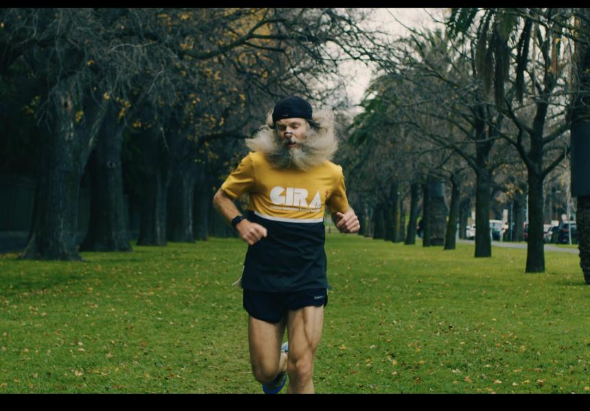 Homo Suburbiensis, 2020 13 minutes, 5 seconds Cinematographer: Skye Davis © Shaun Gladwell
