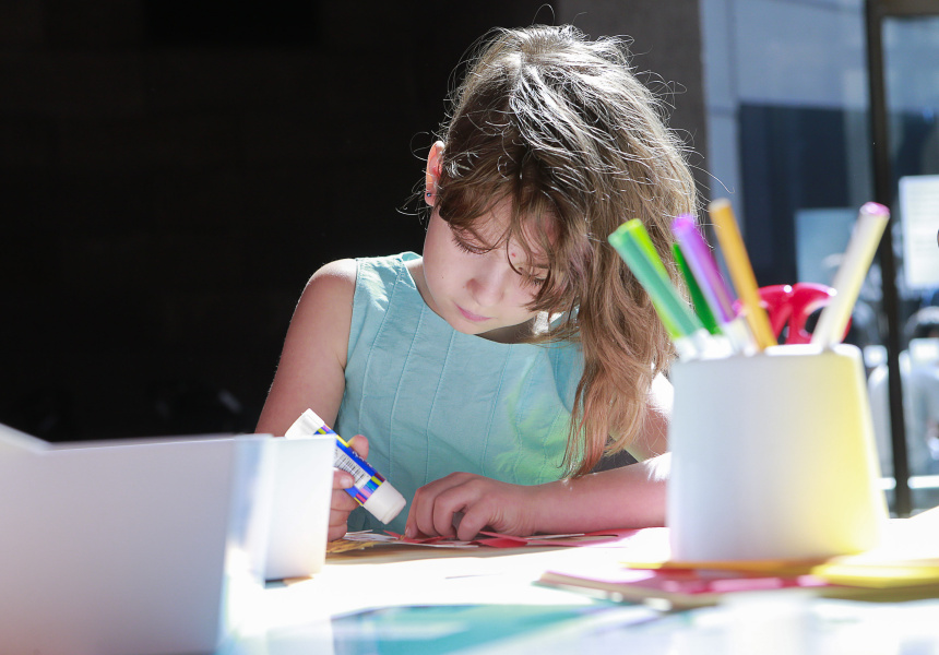 Kids Summer Festival at NGV