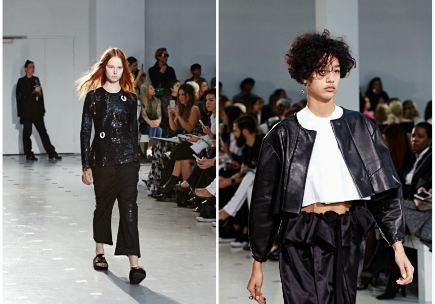 Ellery at Paris Fashion Week 2015