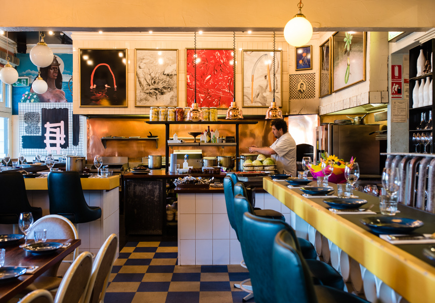 Dinner for two at Africola