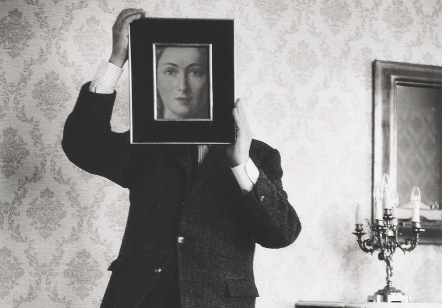 René Magritte, Shunk Kender: René Magritte and The Likeness (La ressemblance), about 1962