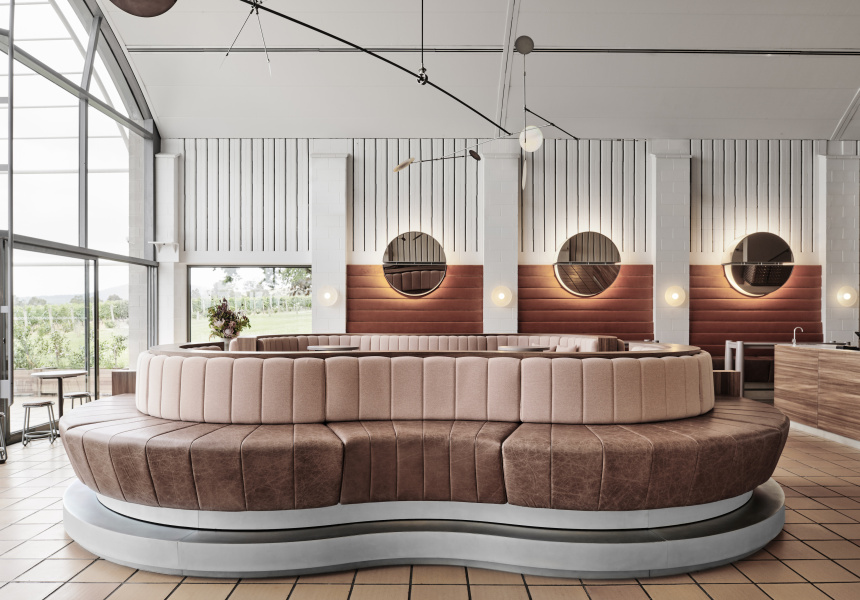 Domaine Chandon in the Yarra Valley by Foolscap Studio