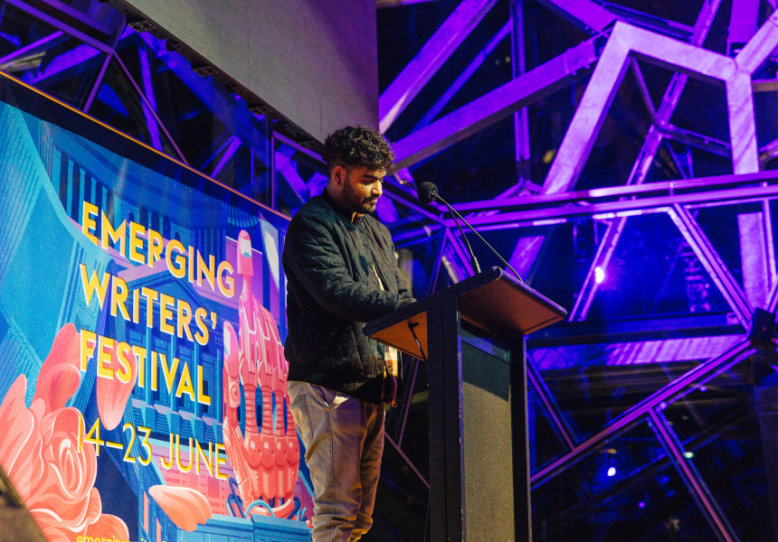 2017 Emerging Writers' Festival