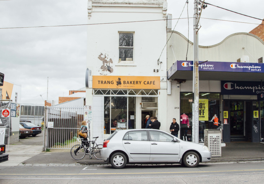 Trang Bakery & Cafe, Collingwood
