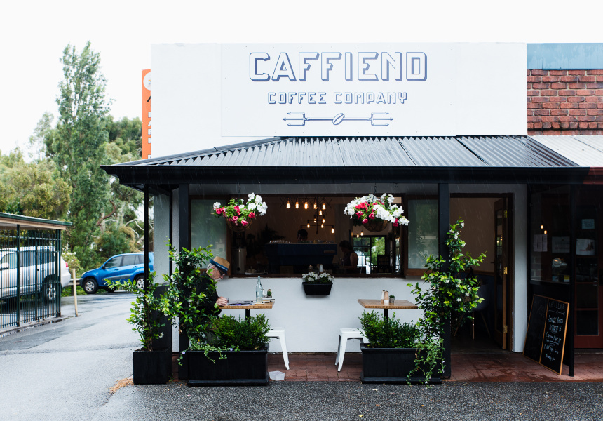 Caffiend Coffee Company