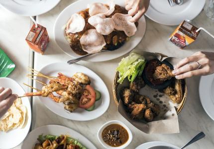 Best Indonesian Food Sydney Cbd