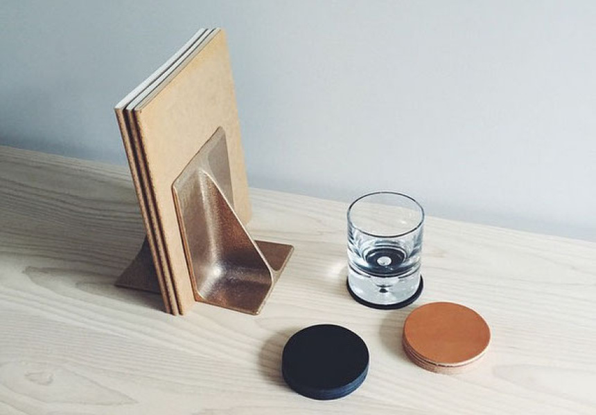 Fin Bookends, RRP $350.