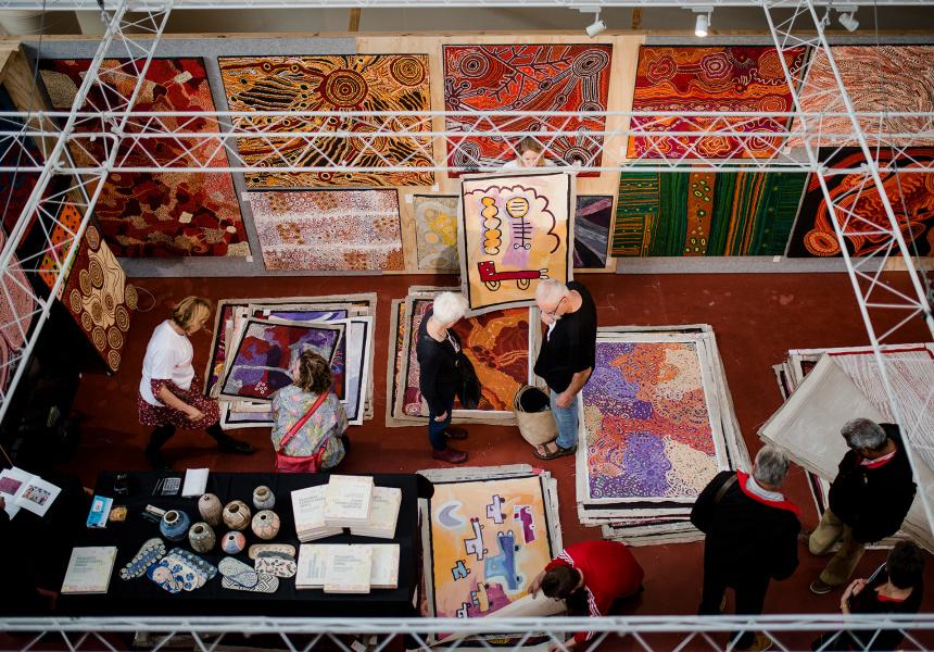 Tarnanthi Art Fair 2017