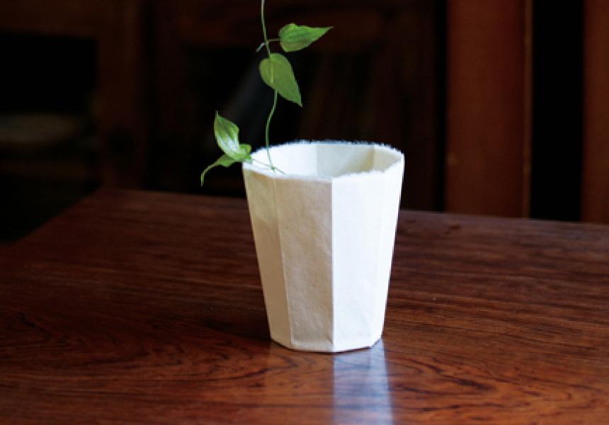 Kamiwan Paper Vase Large