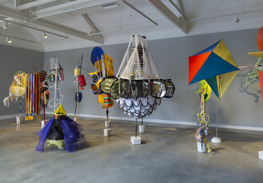 Installation view, Bauhaus Now! Curated by Ann Stephen Buxton Contemporary - The University of Melbourne, 26 July until 20 October 2019.