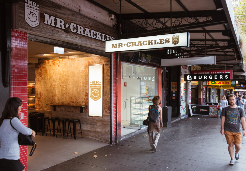 Mr Crackles Sydney