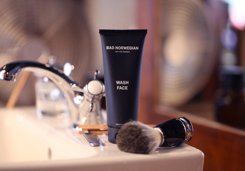 Bad Norwegian Wash Face