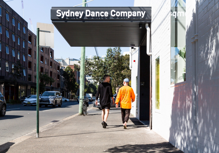 The Sydney Dance Company's New Double Bill Is an Artistic