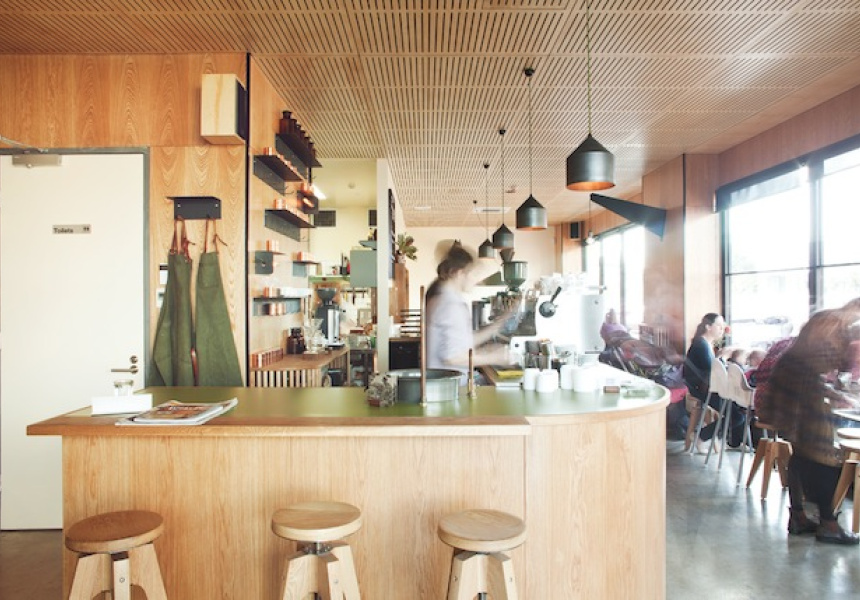 Cafes in the West - Broadsheet