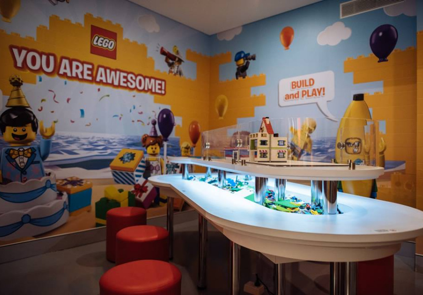 Brisbane's First Lego-Certified Store Is Opening at ...