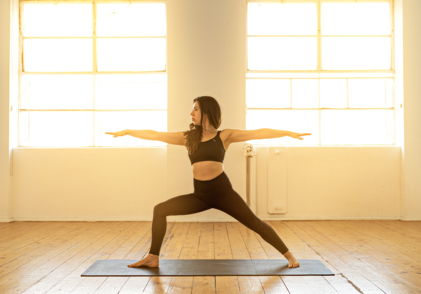 Humble Warrior Yoga and Wellness, Hawksburn