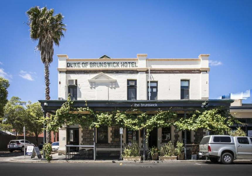 Image courtesy of the Duke of Brunswick Hotel