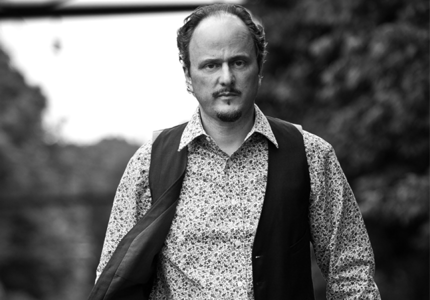 Jeffrey Eugenides, photography by Ricardo Barros