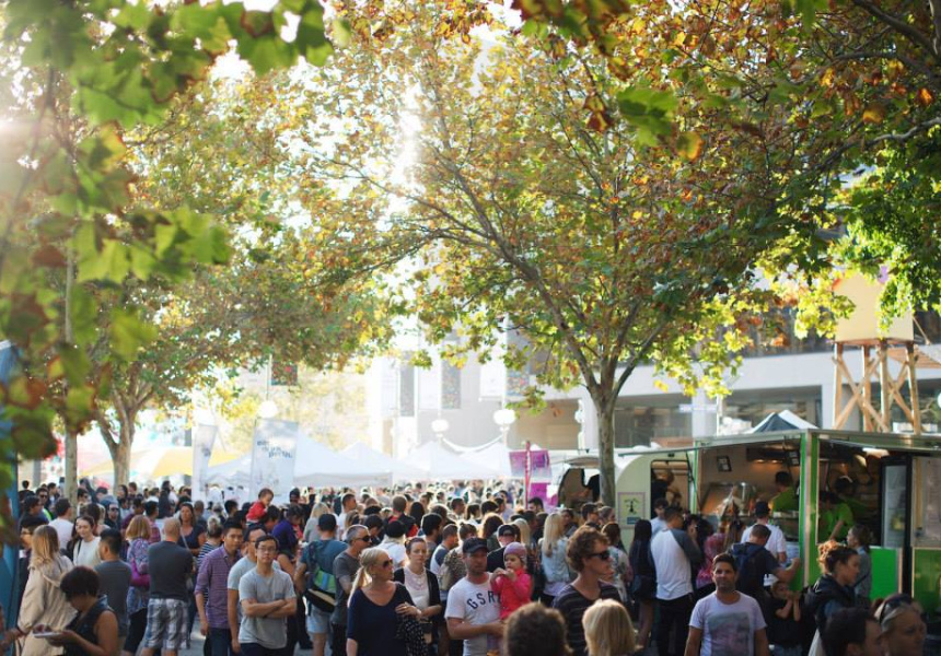 Perth Food Truck Ramble 2015