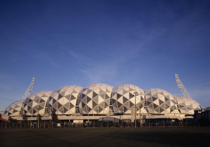 AAMI Park  Photography by Ben Hosking