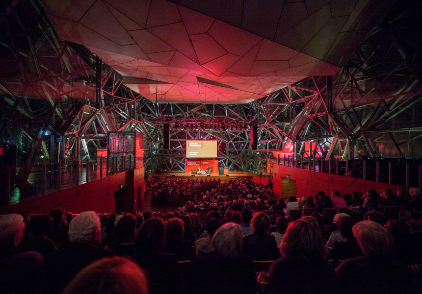 Melbourne Writers Festival is happening online too