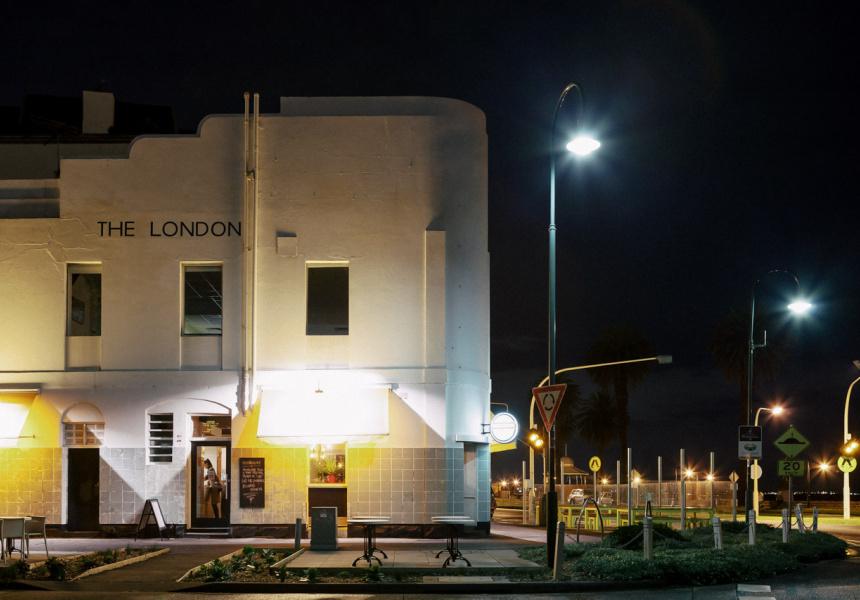 London Hotel, Port Melbourne