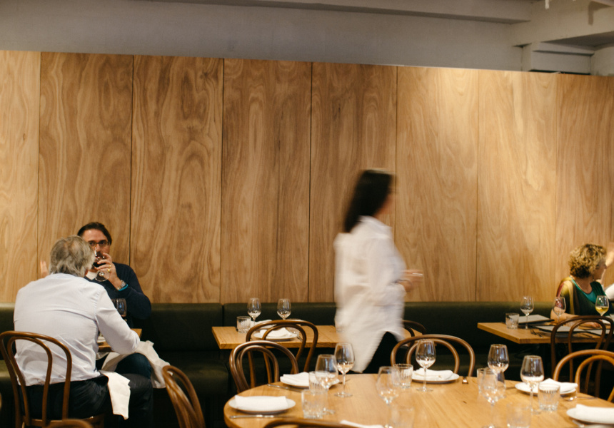 intimate restaurants sydney