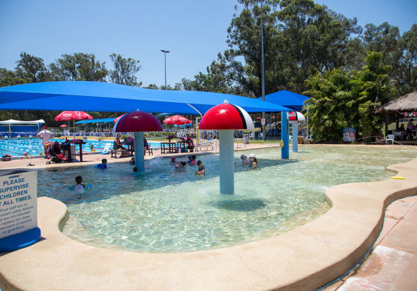 Yeronga Park Memorial Swimming Pool