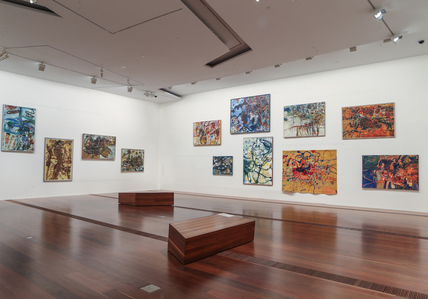 John Olsen: The You Beaut Country at NGV