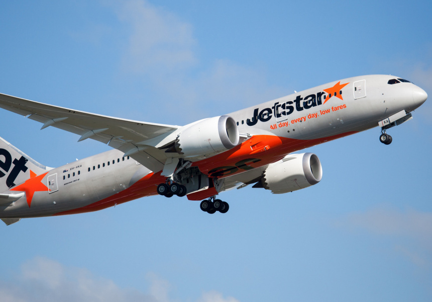Jetstar launches sale of cheap flights to boost travel in Australia