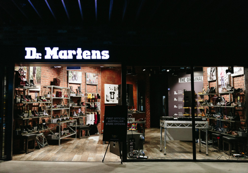 Dr Martens Chadstone